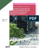 Boletín Actualidad Corporativa N° 6 - Abril 2014 -  Resoluciones emanadas de la Superintendencia de las Instituciones del Sector Bancario