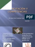 Capacitación y Competencias
