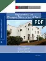 Ensayos Clinicos 3 de Agosto de 2011