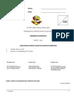 2014 PK Tahun 3 Peperiksaan Pertengahan Penggal