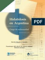 Situacion de Hidatdo. Argentina