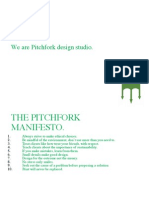 Pitchfork Presentation