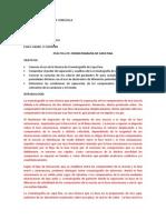 Informe 5 Cromatografía de Capa Fina