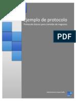 Protocolo Básico Para Comidas de Negocios
