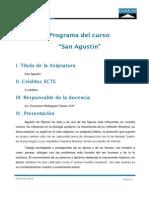 Programa San Agustin