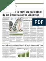 PP 030214 Diario Gestion - Prestamos de Las Personas a Sus Empresas