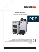 TM 320 - 400 - 500 Manual de Funcionamiento