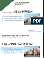 Finanzas Emp I - S14