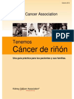 WeHaveKidneyCancer2012 Spanish