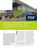 Mercados Municipales Inteligentes