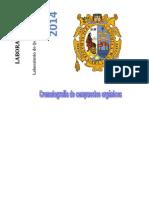 Cromatografia de Compúestos Organicos