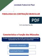 Fisiologia Da Contração Muscular 2014
