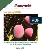 Cultivo de Mango