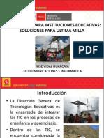 Conectividad DIGETE Abril 2014