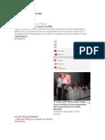 Columnas Politicas 25 de Abril