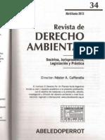 PINTO_RDA34_Contaminación Minera y Recurso Hídrico