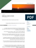 Mochinrico Wordpress Com 2011-02-24 Punto Fijo y Punto Flota