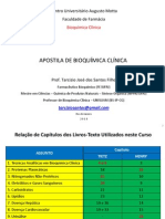 46317325 Apostila Bioquimica Clinica Prof Tarcizio