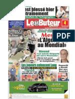 LE BUTEUR PDF du 04/11/2009