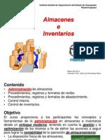 Control de Almacenes e Inventarios