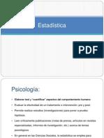 Presentación Estadística ARCIS 040414