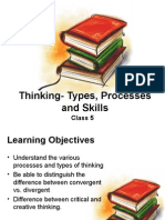 Class 5 Thinking- Types, Processes and Skills-030809_025337