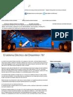 Boeing España - El Sistema Eléctrico Del Dreamliner 787