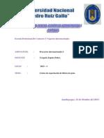 Exportación de Filete de Pota1