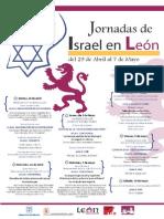 Semana de Israel. Cartel