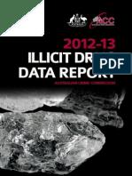 Illicit Drug Data Report 2012-2013