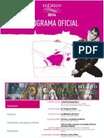 Programa Año de El Greco
