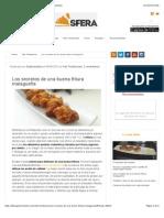 Los secretos de una buena fritura malagueña | Gastronosfera.pdf