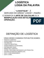 Unidade 1 - logistica