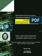 Digital Line Of Sight Microwave