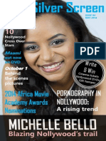 Nolly Silver Screen Issue 04 May 2014