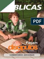 Comentarios-Adicionais - Façam Discipulos