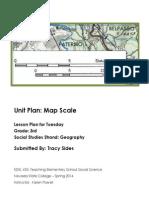 EDEL453 Spring2014 TracySIDES Unit-Plan Tuesday