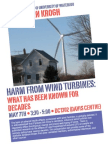 Public Lecture - May 7th 2014