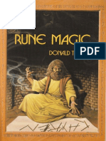 Rune Magic by Donald Tyson