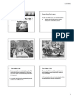Chapter 5 - Roles of Project Manager