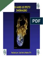 Gases de Efecto Invernadero(11)