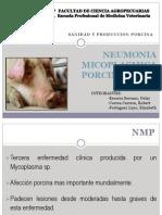 Neumonia Micoplasmica Porcina (Nmp) (1)