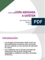 Infección Asociada a Catéter