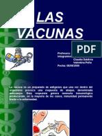 New Trabajo Vacunas