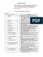 dosimetry - research stats worksheet