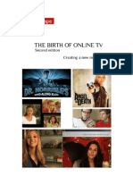 The Birth of Online TV