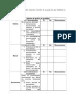 Auditoria externa  de taller mecánico automotriz de acuerdo a lo que establece Iso 9001.docx