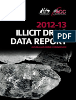 Australian Crime Commission's Illicit Drug Data Report 2012-13