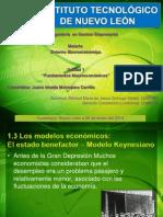 1.3 Modelos Macroeconomicos (Keynen)