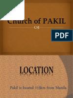 Church of PAKIL
